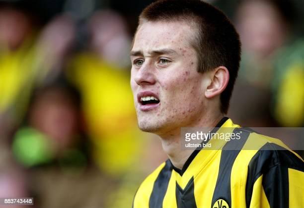 Sportler Fussball Tschechien Mittelfeldspieler Porträt
