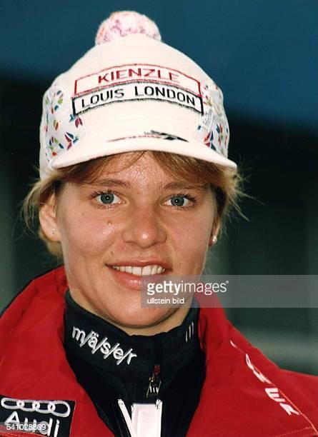Sportlerin DSki Alpin 1993