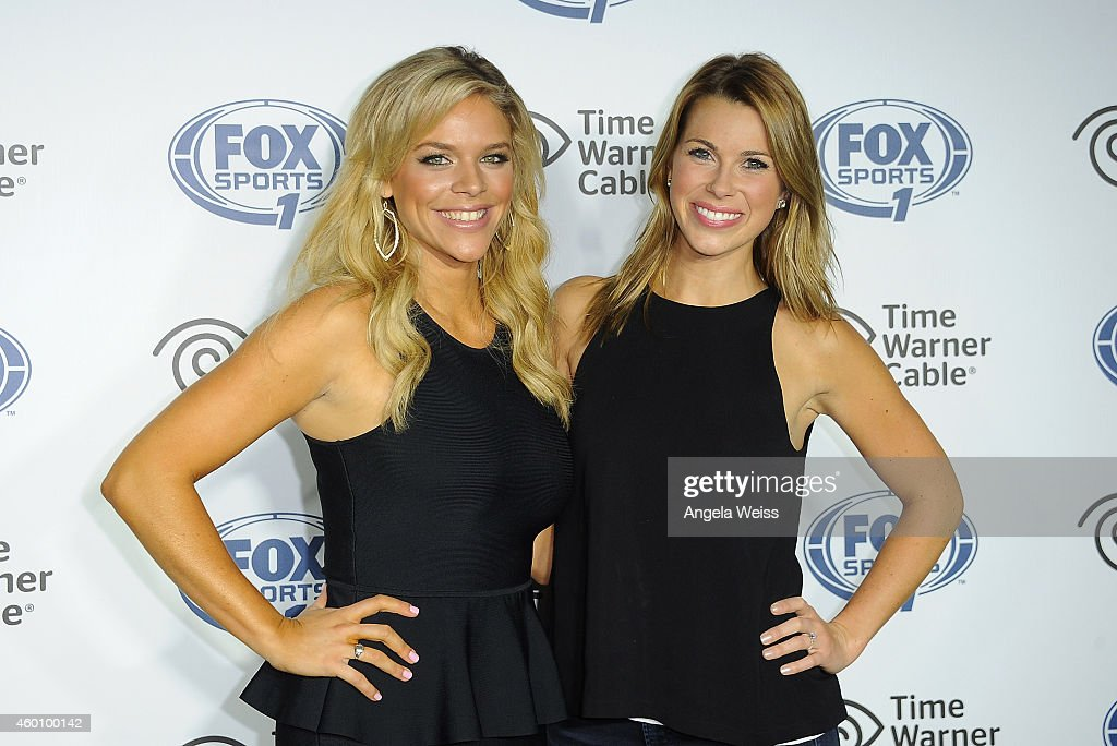 FOX Sports 1 Women's World Cup Kickoff : News Photo
