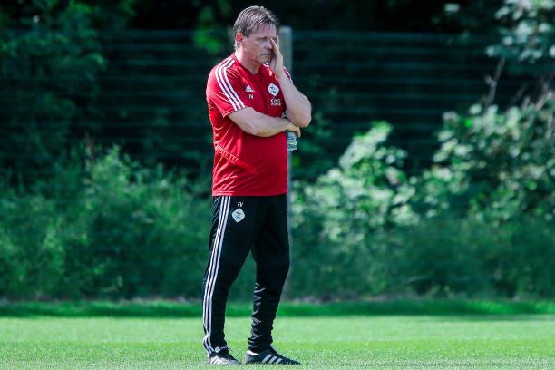 BEL: OH Leuven Pre-Season Training Session