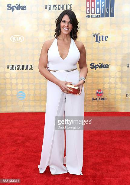 Sports Anchor Dana Jacobson attends Spike TV's 'Guys Choice 2016' at Sony Pictures Studios on June 4 2016 in Culver City California