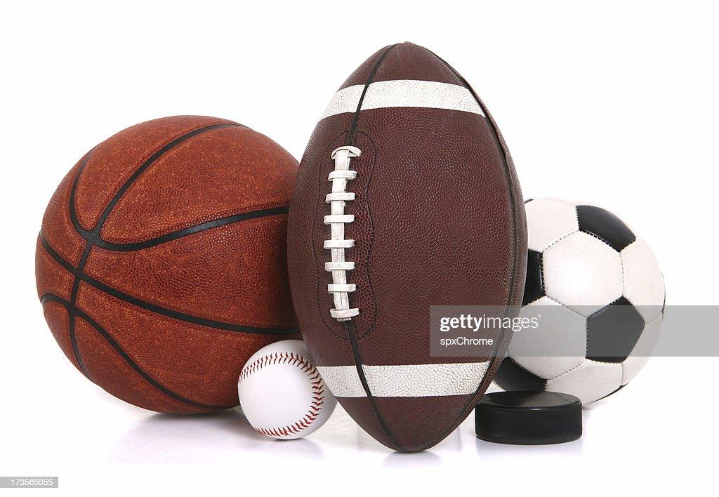 Sports Balls : Stock Photo
