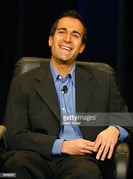 Sports broadcaster Matt Vasgersian announces he will cohost GSN's World Series of Blackjack at GSN's 2004 TCA Winter Tour at the Hollywood...