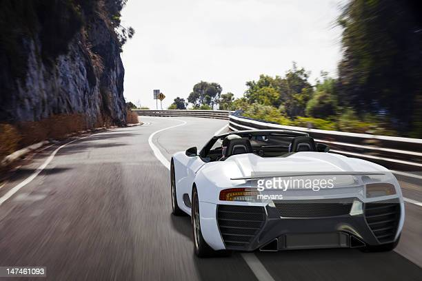 Luxury Car Stock Photos And Pictures Getty Images