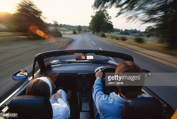 sports car - convertible stock pictures, royalty-free photos & images