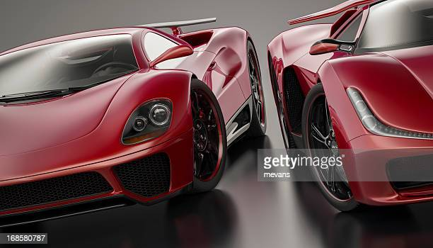 sports cars - smart car stock photos and pictures