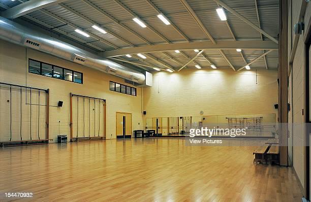 Sports Centre - Wycombe Abbey Girls School, High Wycombe, United Kingdom, Architect Barnsley Hewett And Mallinson, Sports Centre - Wycombe Abbey...