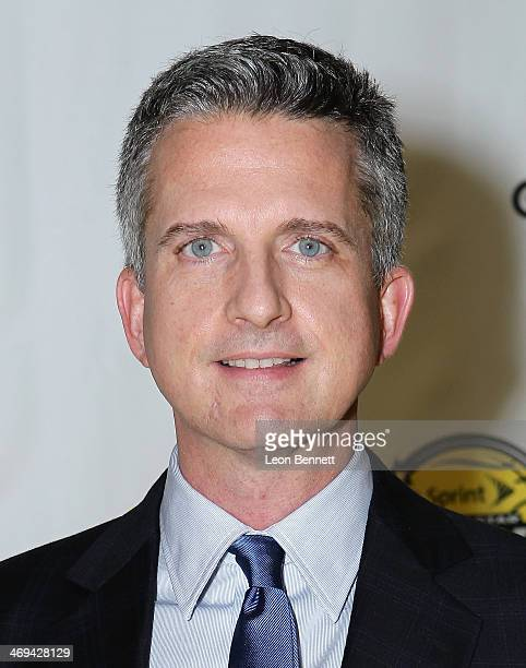 Sports Columnist Bill Simmons attends the NBA AllStar Celebrity Game 2014 at the New Orleans Arena on February 14 2014 in New Orleans Louisiana