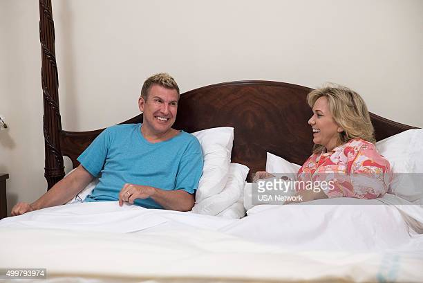 BEST Sports Day Episode 316 Pictured Todd Chrisley Julie Chrisley