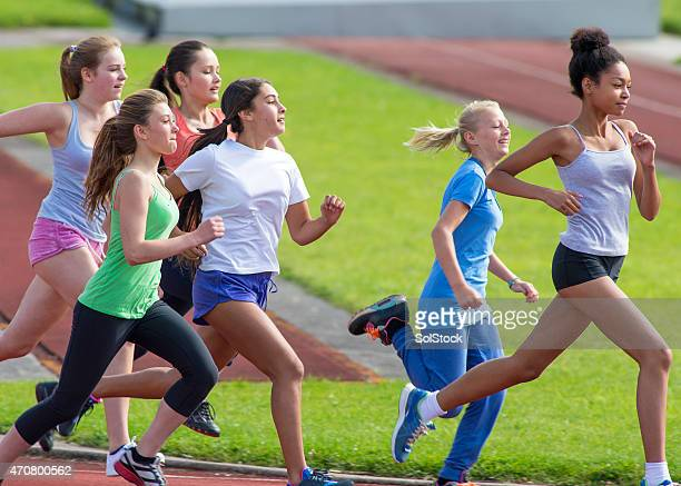 Sports Day Sprint Race