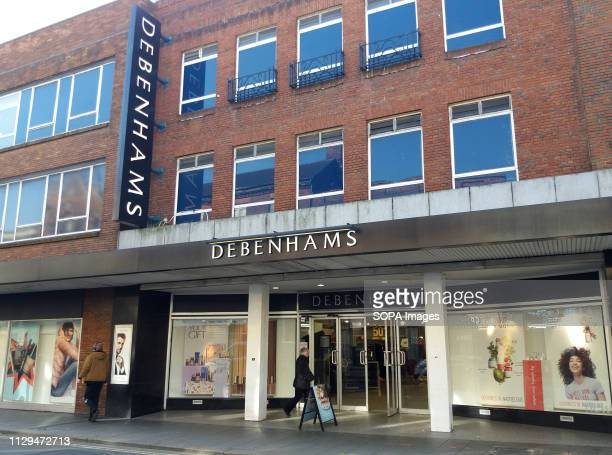 Sports Direct and House of Fraser boss Mike Ashley's attempt to take control of ailing UK Department store chain Debenhams may come under the...