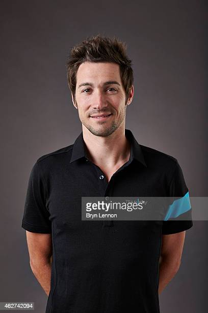 Sports Director Nicolas Portal poses during a Team SKY portrait session on October 21 in Weymouth England
