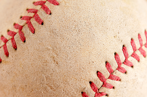 Sports Equipment old Baseball background texture 1033854868