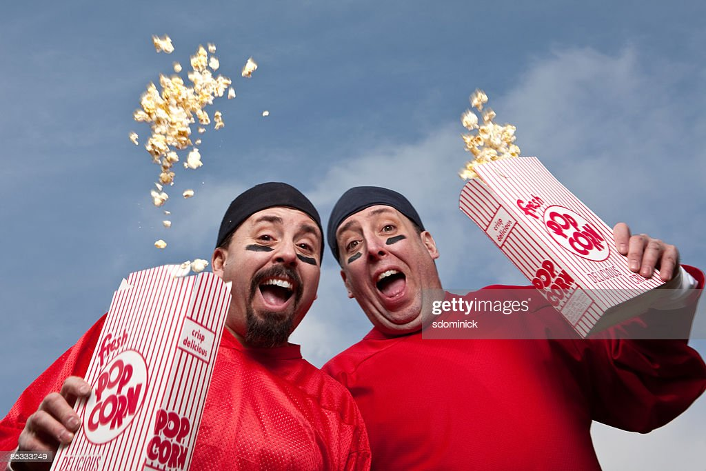 Sports Guys 18 : Stock Photo