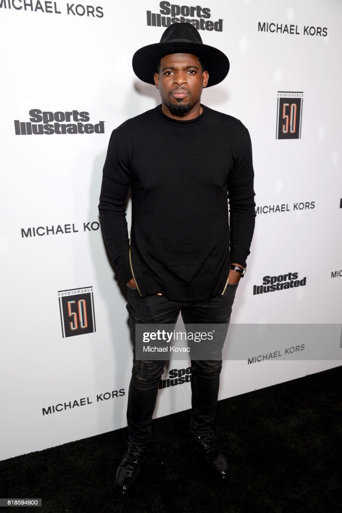 Sports Illustrated 2017 Fashionable 50 Celebration