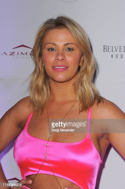 Sports Illustrated model Paige Van Zant attends SI Swimsuit On Location after party at Seaspice on May 10 2019 in Miami Florida