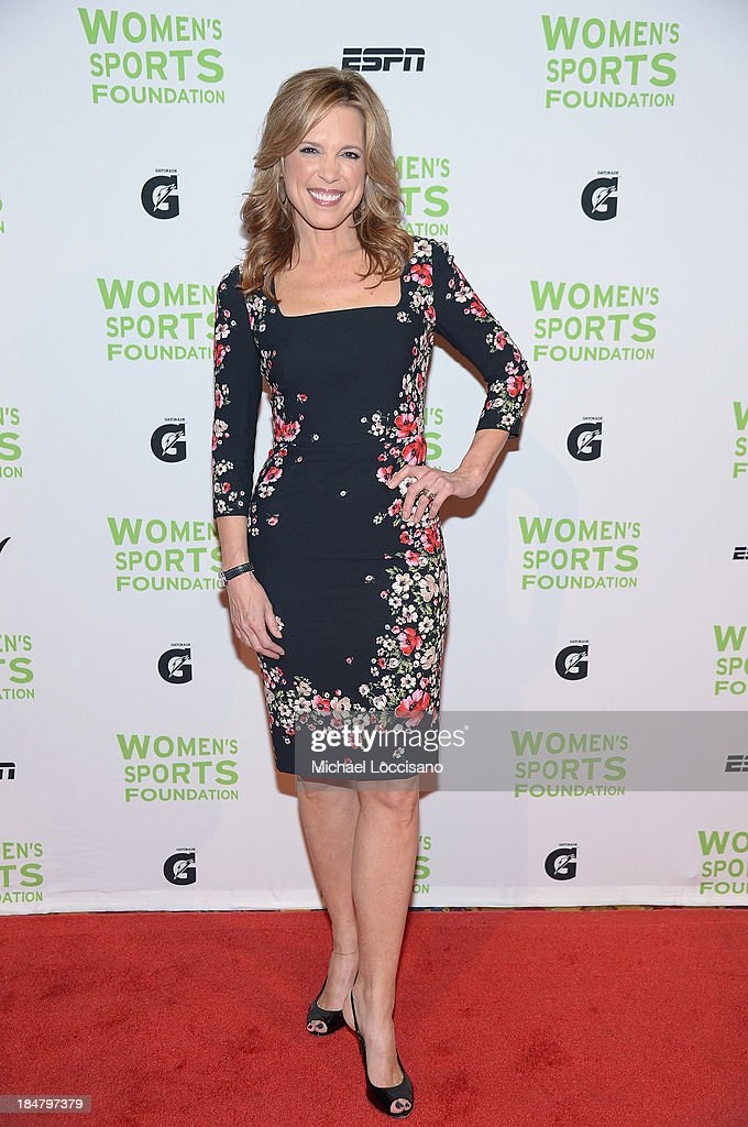34th Annual Salute To Women In Sports Awards - Arrivals