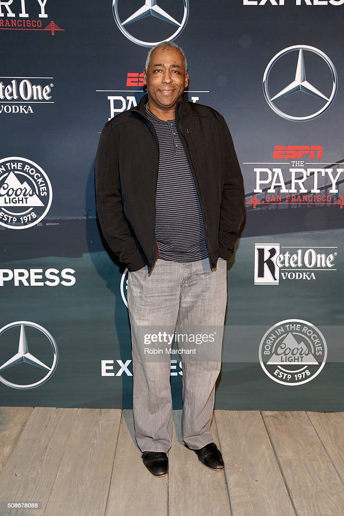 ESPN The Party - Arrivals