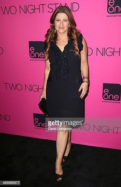 "Sports journalist Rachel Nichols attends the premiere of eONE Films' ""Two Night Stand"" at the TCL Chinese 6 Theatres on September 16, 2014 in..."