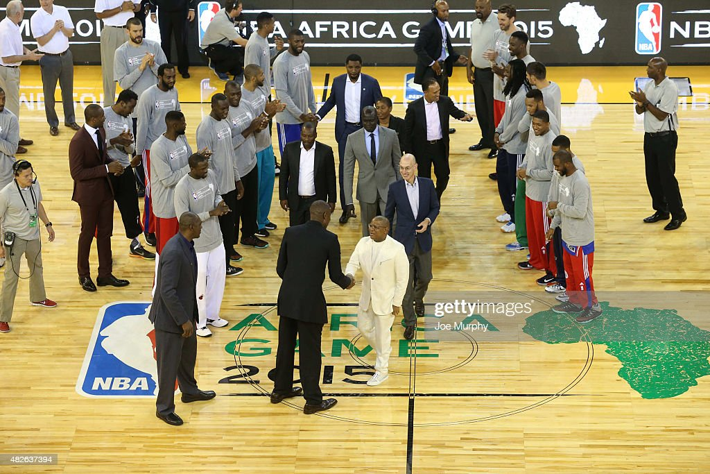 2015 Africa Game