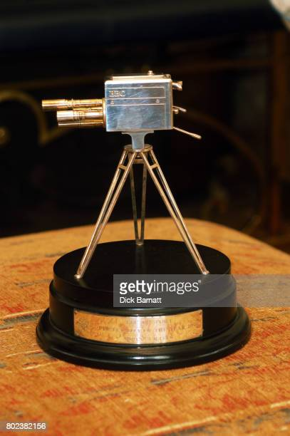 BBC Sports Personailty of the Year 1959 trophy won by John Surtees United Kingdom 2009