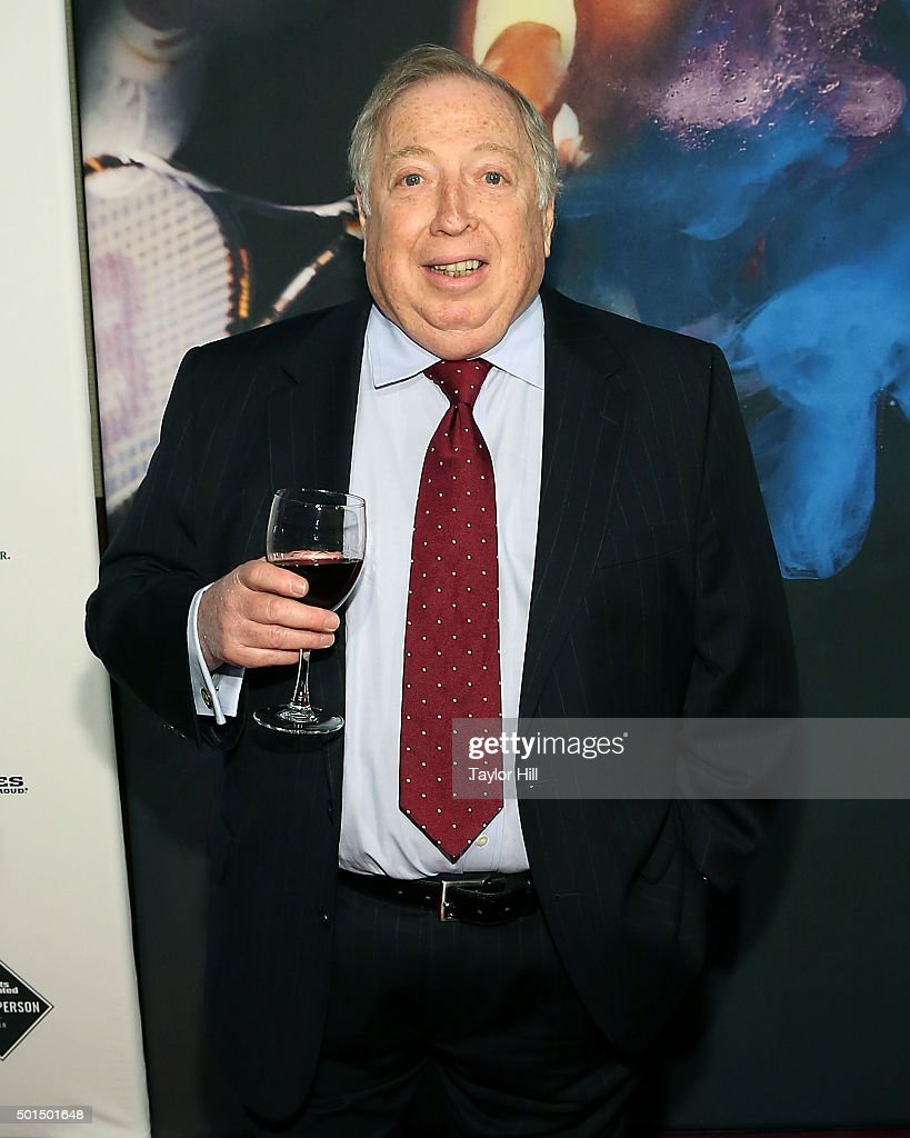 Sports photographer Neil Leifer attends the 2015 Sports Illustrated Sportsperson Of The Year Ceremony at Pier Sixty at Chelsea Piers on December 15, 2015 in New York City.