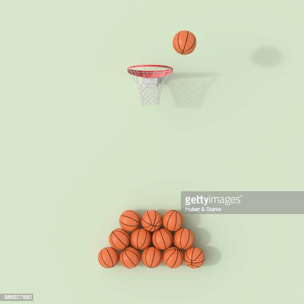 sports - basketball hoop stock pictures, royalty-free photos & images
