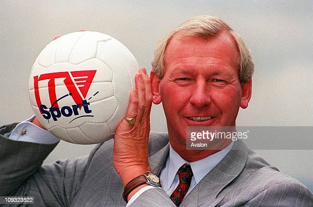 Sports Presenter Bob Wilson From BritainAnnounces his switch from BBC sports news to ITV.