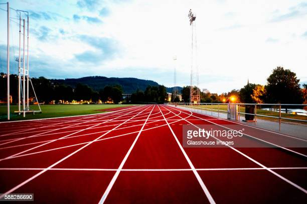 Sports Running Track