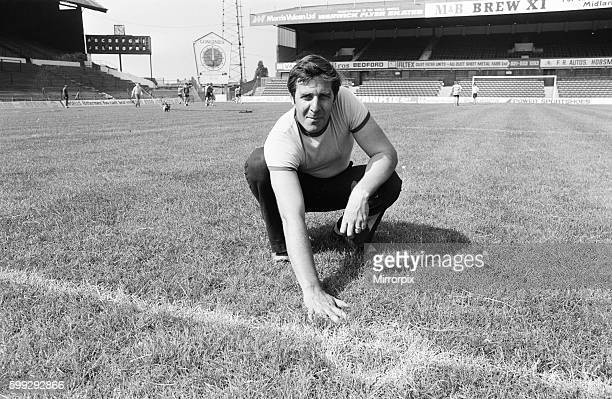 Sports stadium affected in Birmingham during the summer heatwave and drought of 1976 20th August 1976