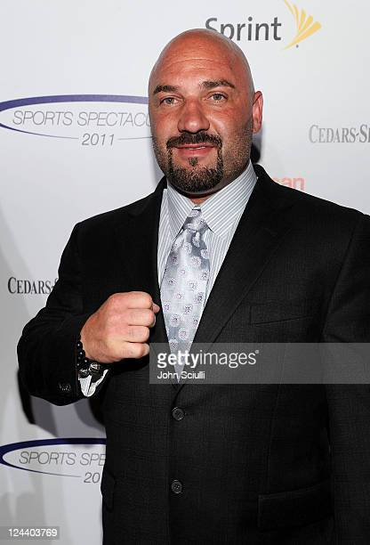 Sports writer Jay Glazer arrives at the 2011 Cedars Sinai Sports Spectacular at Hyatt Regency Century Plaza on May 22 2011 in Beverly Hills California