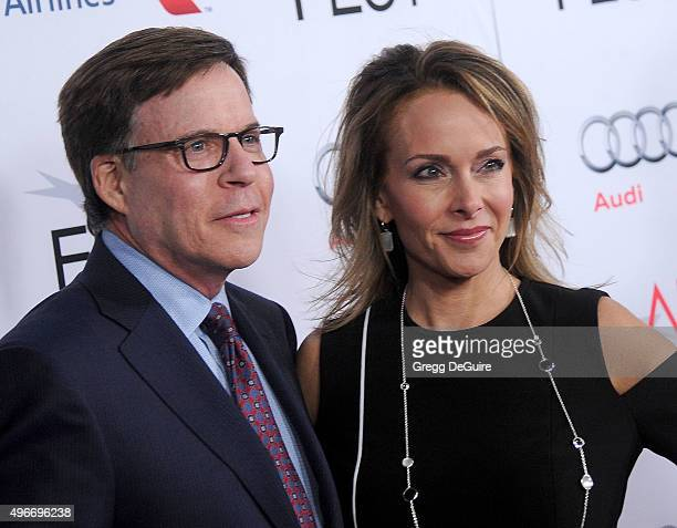 Sportscaster Bob Costas and wife Jill Sutton arrive at the AFI FEST 2015 Presented By Audi Centerpiece Gala Premiere of Columbia Pictures' Concussion...