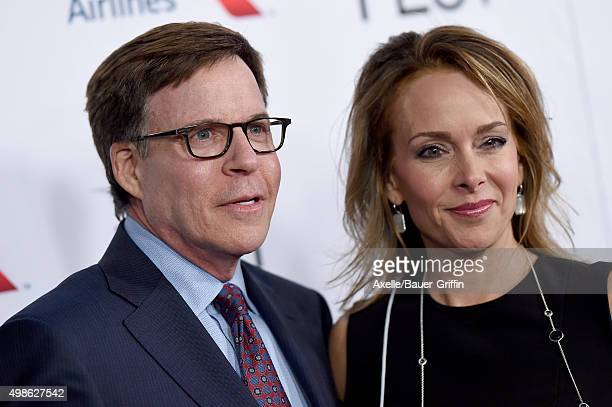 Sportscaster Bob Costas and wife Jill Sutton arrive at the AFI FEST 2015 Presented By Audi Centerpiece Gala Premiere of Columbia Pictures'...