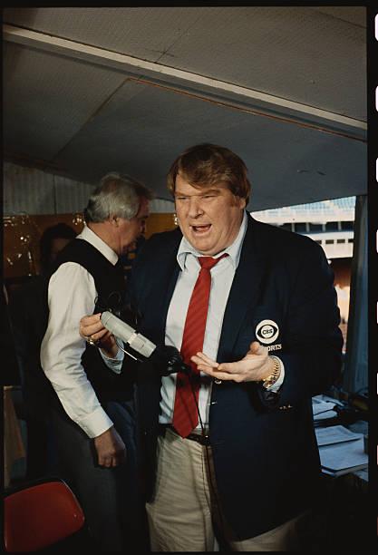 Sportscaster John Madden