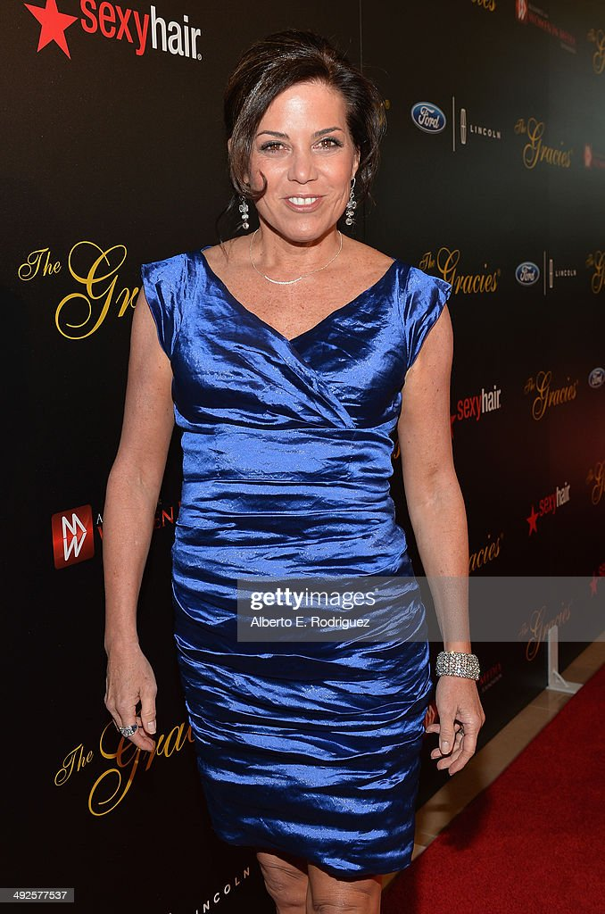 39th Annual Gracie Awards - Red Carpet : News Photo