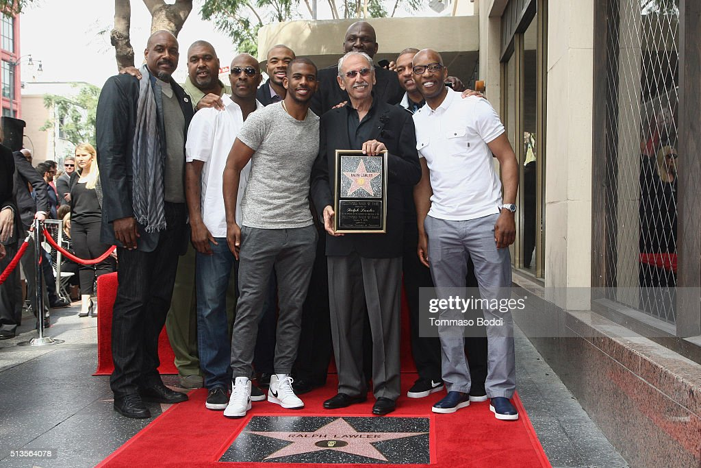 Ralph Lawler Honored With Star On The Hollywood Walk Of Fame