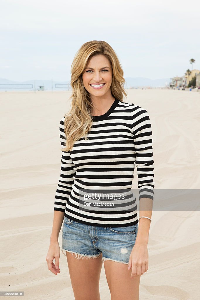 Erin Andrews, USA Weekend, September 21, 2014