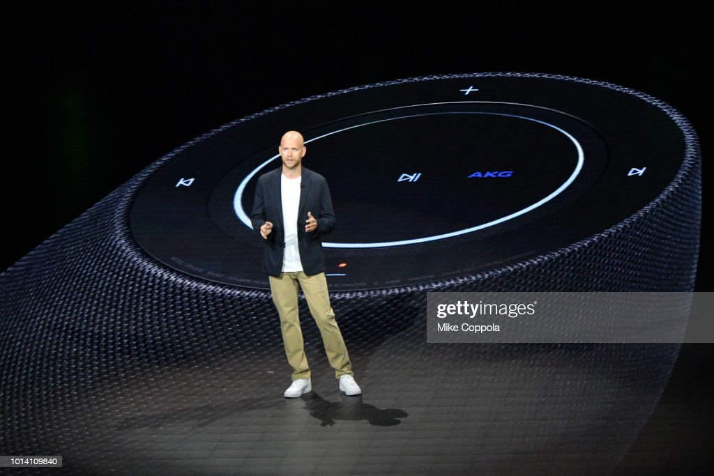 Samsung Unpacked New York City : News Photo