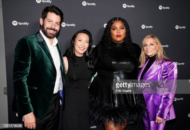 Spotify Head of Music Strategy Jeremy Erlich Spotify VP of Global Head of Artist Label Services Marian Dicus Lizzo and Spotify Chief Content Officer...