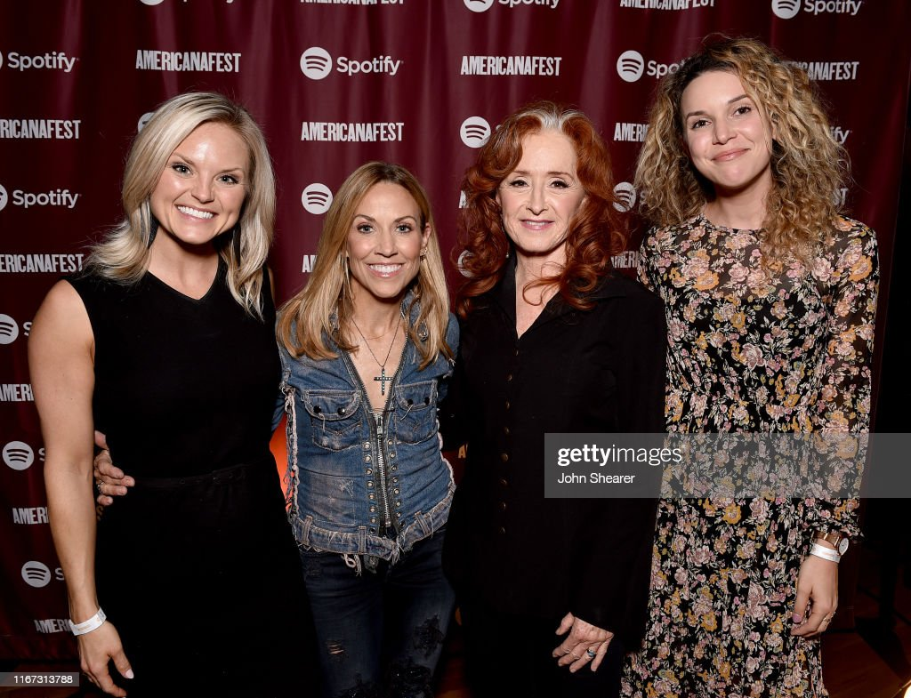 AmericanaFest And Spotify Present Sheryl Crow And Friends : News Photo