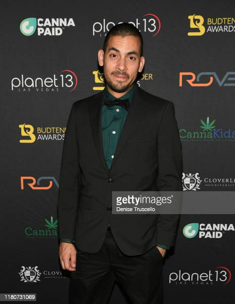 Spotlight Award finalist Adam Fleisher AtriumWoodland Hills CA arrives at the First Budtender Awards at Light Nightclub at Mandalay Bay Hotel and...
