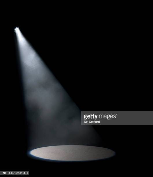 Spotlight in studio