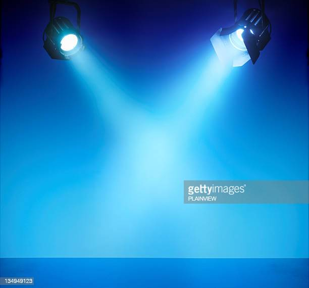 spotlights xxl - spotlit stock pictures, royalty-free photos & images