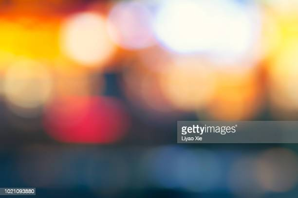 spots and bokeh - liyao xie stock pictures, royalty-free photos & images