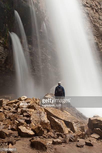 Spouting Rock Falls, Glenwood Springs, Colorado