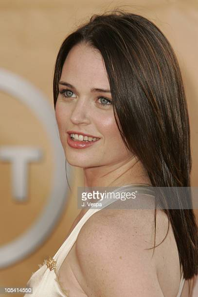 Sprague Grayden 8505_JV38_42jpg during TNT Broadcasts 11th Annual Screen Actors Guild Awards Arrivals at Shrine Auditorium in Los Angeles California...