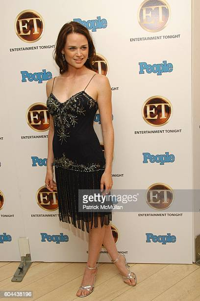 Sprague Grayden attends Entertainment Tonight and People Magazine Hosts Annual Emmy After Party at Mondrian on August 27 2006