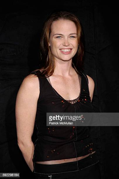 Sprague Grayden attends FX Networks present the 3rd Season premiere screening of NIP/TUCK at El Capitan Entertainment Centre on September 10 2005 in...
