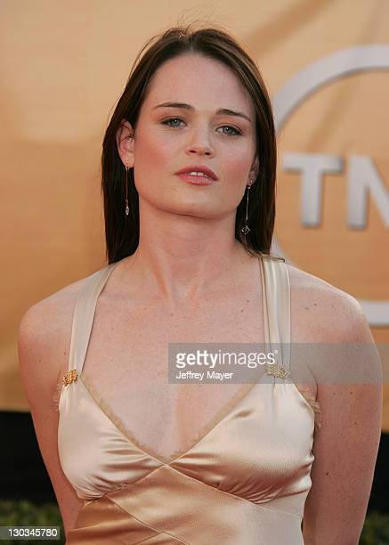 Sprague Grayden during 11th Annual Screen Actors Guild Awards Arrivals at Shrine Auditorium in Los Angeles California United States