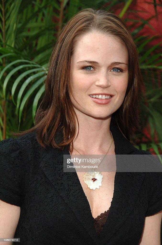 CBS 2006/2007 Upfront - Red Carpet : News Photo